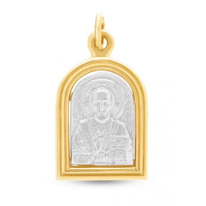 Иконка из комбинированного золото
