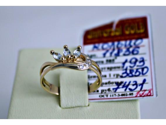 Кольцо из золота11836